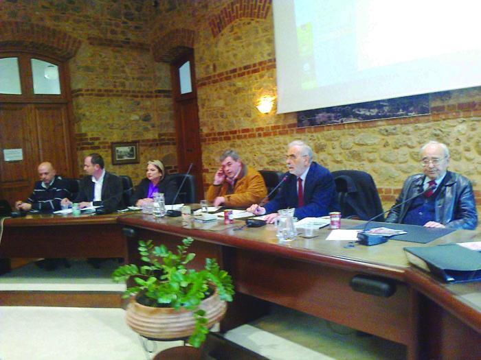 Από τη συνεδρίαση του Δημοτικού Συμβουλίου Βέροιας