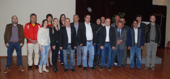 Νέους υποψήφιους ανακοίνωσε ο Κώστας Βοργιαζίδης