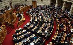 Η κυβέρνηση σπεύδει να ψηφίσει μπαράζ νομοσχεδίων πριν τις εκλογές
