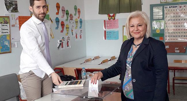 Γεωργία Μπατσαρά: Η επόμενη μέρα να βρει την κοινωνία μας ενωμένη…