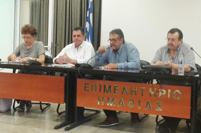 Σύσκεψη για τα προβλήματα που παρατηρήθηκαν στη διάθεση επιτραπέζιων ροδάκινων και νεκταρινιών