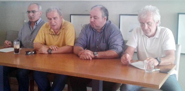 Κλιμάκιο του γραφείου Αγροτικού του Κινήματος Αλλαγής (ΚΙΝΑΛ)  στην Ημαθία