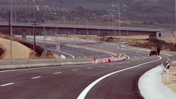 Κυκλοφοριακές ρυθμίσεις στην Εγνατία Οδό, στο τμήμα Ημαθίας, Κοζάνης