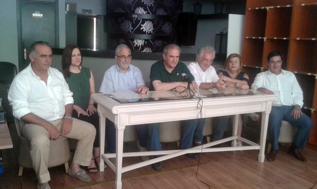Παρουσιάστηκε το ψηφοδέλτιο του ΚΙΝΑΛ στην Ημαθία