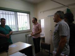 Περιοδεία του ΚΚΕ στην Αλεξάνδρεια