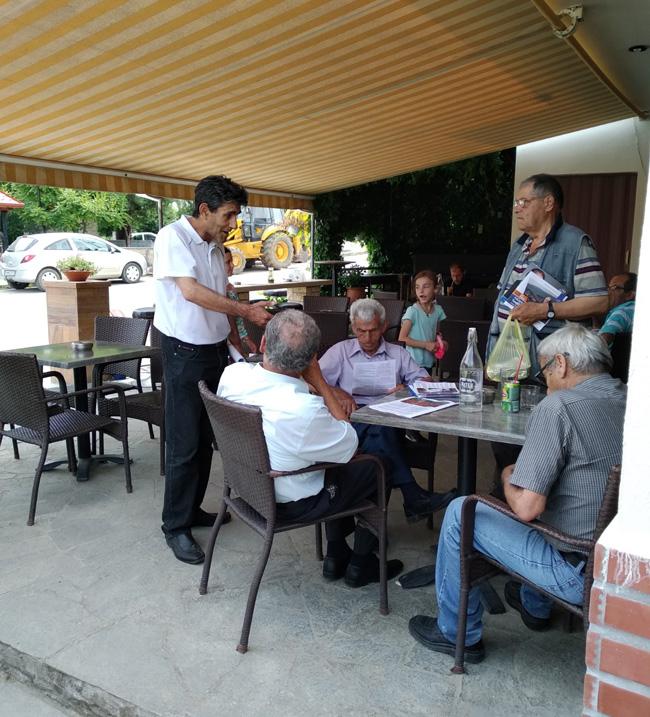 Περιοδεία του ΚΚΕ σε Πιέρια και Επισκοπή