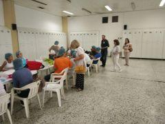 «Επίσκεψη υποψήφιων βουλευτών του ΚΚΕ στο εργοστάσιο της ΑΛΜΜΕ και την Πυροσβεστική Υπηρεσία Βέροιας»
