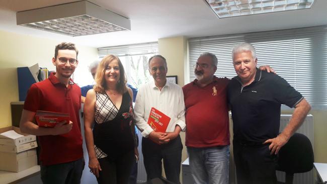 Περιοδείες υποψηφίων βουλευτών του ΣΥΡΙΖΑ