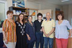 «Πρωτοβουλία για το Παιδί» και ΣΟΦΨΥ Ημαθίας: Δύο σημαντικές κοινωνικές δομές επισκέφθηκε η Φρόσω Καρασαρλίδου