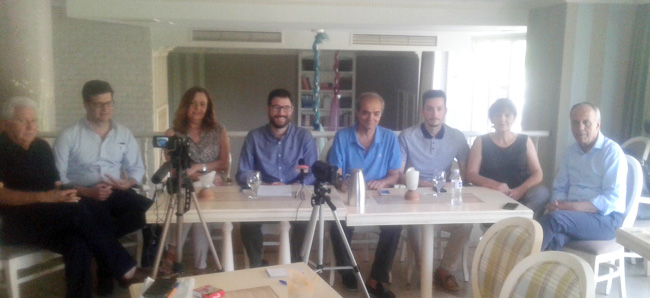 Συνέντευξη του Νάσου Ηλιόπουλου στη Βέροια