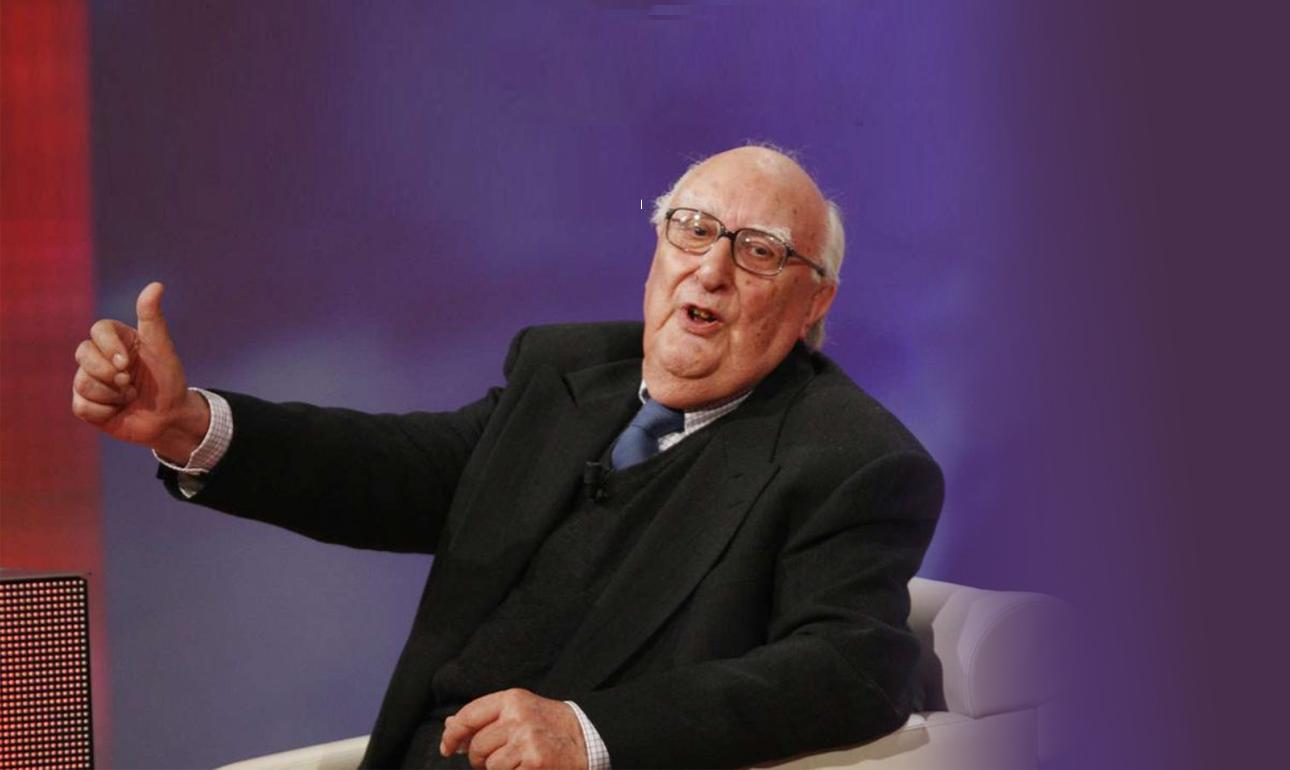 Πέθανε στα 93 του χρόνια ο Αντρέα Καμιλέρι, συγγραφέας του «Επιθεωρητή Μονταλμπάνο»