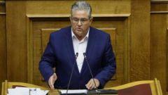 ΔΗΜΗΤΡΗΣ ΚΟΥΤΣΟΥΜΠΑΣ: Η ΚΟ του ΚΚΕ θα υπερασπιστεί τα συμφέροντα του λαού με προτάσεις νόμου και τροπολογίες