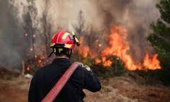 Σε ετοιμότητα και σήμερα η Πυροσβεστική  59 πυρκαγιές εκδηλώθηκαν χθες