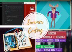 Summer Coding : Εργαστήρια Προγραμματισμού στο Veria Tech Lab