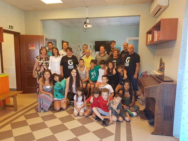 Πρωτοβουλία για το Παιδί: Επίσκεψη Φορέων από τον Τορόντο