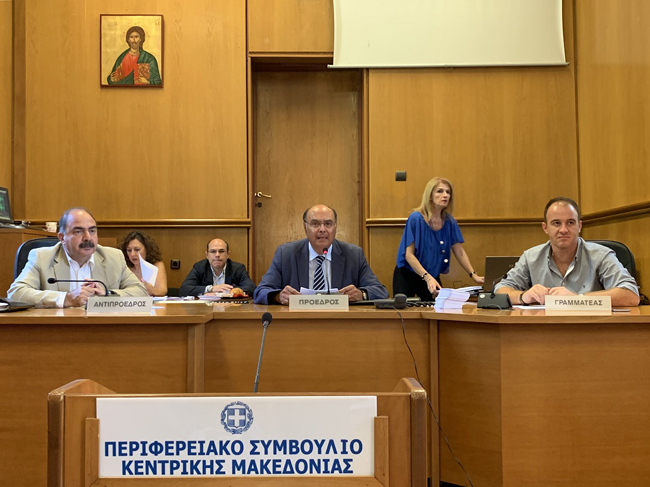 Nέος Πρόεδρος του Περιφερειακού Συμβουλίου Κεντρικής Μακεδονίας ο Βενιαμίν Καρακωστάνογλου