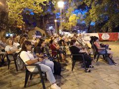 Με επιτυχία πραγματοποιήθηκε η προφεστιβαλική εκδήλωση στην πόλη της Νάουσας, στα πλαίσια του 45ου φεστιβάλ ΚΝΕ-Οδηγητή.