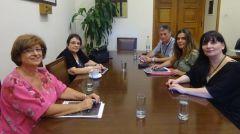 Συνάντηση αντιπροσωπείας του ΚΚΕ με την Πανελλαδική Φιλοζωική και Περιβαλλοντική Ομοσπονδία