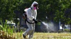 Ψεκασμός ULV αύριο το βράδυ στον οικισμό Μέσης για την αντιμετώπιση των ακμαίων κουνουπιών