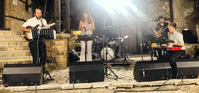 Συναυλία τζαζ με την Χριστίνα Συριοπούλου
