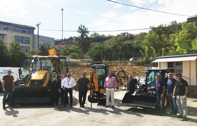 Παραλήφθηκαν από το Δήμο Βέροιας τα πρώτα μηχανήματα έργου μέσω του προγράμματος «ΦΙΛΟΔΗΜΟΣ ΙΙ»