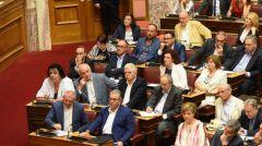 ΚΟΙΝΟΒΟΥΛΕΥΤΙΚΗ ΟΜΑΔΑ ΤΟΥ ΚΚΕ: Ερώτηση στη Βουλή για τον επικίνδυνο χαρακτήρα της ελληνοαμερικανικής συμφωνίας για τις στρατιωτικές βάσεις