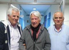 Το νοσοκομείο Ημαθίας τιμά τον μεγάλο ευεργέτη Σωτήρη Περτσιούνη