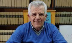 Ολοκλήρωσε την θητεία του ο διοικητής του Νοσοκομείου Τ. Μαυρογιώργος
