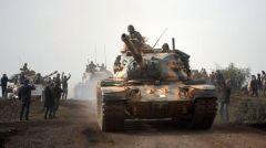 Ο Ερντογάν ανακοίνωσε την έναρξη της στρατιωτικής εισβολής στη βόρεια Συρία