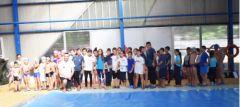 Δυναμικός και γεμάτος δραστηριότητες ήταν ο πρώτος μήνας της σεζόν για τους αθλητές όλων των τμημάτων της Κολυμβητικής Ακαδημίας «ΝΑΟΥΣΑ»