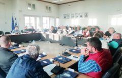 Συνάντηση Δημάρχου Νάουσας με Προέδρους Τοπικών Κοινοτήτων
