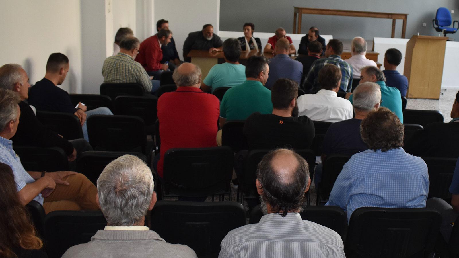 ΠΑΝΕΛΛΑΔΙΚΗ ΕΠΙΤΡΟΠΗ ΜΠΛΟΚΩΝ: Με μεγάλη συμμετοχή η διευρυμένη συνεδρίαση της Γραμματείας της Επιτροπής