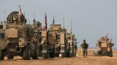 ΣΥΡΙΑ: Αποσύρονται από τη «ζώνη ασφαλείας» οι κουρδικές δυνάμεις και τα αμερικανικά στρατεύματα