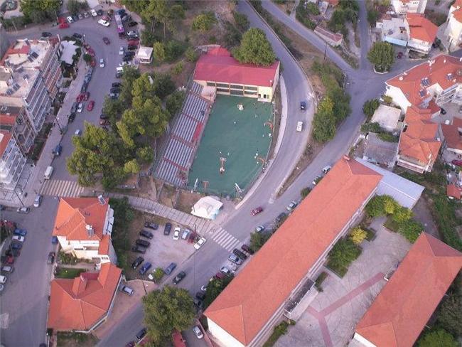 Και το γήπεδο μπάσκετ της «Ελιάς» στο ΤΑΙΠΕΔ!