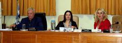 Από τη συνεδρίαση του Δημοτικού Συμβουλίου Αλεξάνδρειας