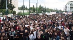 ΓΡΑΦΕΙΟ ΤΥΠΟΥ ΤΟΥ ΚΣ ΤΗΣ ΚΝΕ: Ανακοίνωση για τις σημερινές μαθητικές κινητοποιήσεις στην Αθήνα και σε όλη την Ελλάδα
