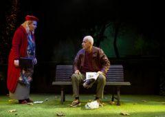 """""""Το παγκάκι"""" με τον Γιώργο Κιμούλη και την Φωτεινή Μπαξεβάνη στη Βέροια!"""