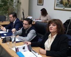 Η τοποθέτηση της βουλευτή Ημαθίας, Φρόσως Καρασαρλίδου, στη συνεδρίαση του δημοτικού συμβουλίου Νάουσας για το προσφυγικό