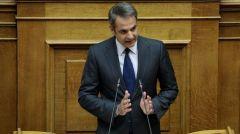 ΚΥΡ. ΜΗΤΣΟΤΑΚΗΣ : Καυχιέται για την αποτελεσματικότητα της κυβέρνησης στην υλοποίηση αντιλαϊκών μέτρων