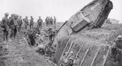Η μάχη του Καμπραί (ή Καμπρέ). (20 Νοεμβρίου 1917 έως 7 Δεκεμβρίου 1917)