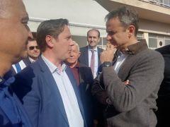 Δελτίο Τύπου: Στο επίκεντρο των συζητήσεων της επίσκεψης του Πρωθυπουργού στην Ημαθία το Χιονοδρομικό Κέντρο «3-5 Πηγάδια»