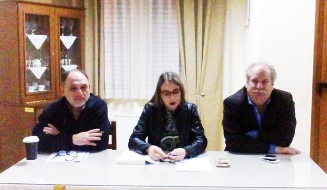 Στον Άγιο Γεώργιο παρουσιάστηκε το βιβλίο του Α. Χατζηκώστα «Η Ημαθία στον 20ο αιώνα: Στιγμές της ιστορίας της»