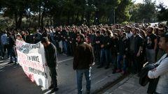 Απρόκλητη και βίαιη επίθεση των ΜΑΤ σε φοιτητές στη διάρκεια κινητοποίησης στη Σύνοδο των Πρυτάνεων