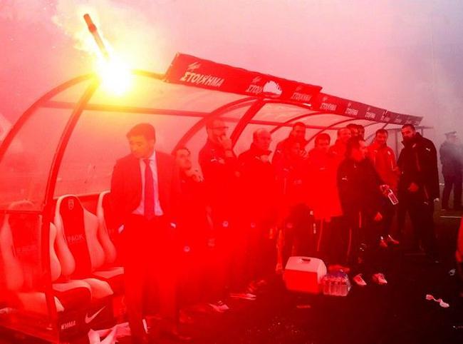 Κύπελλο Ελλάδας: Η αποκρουστική εικόνα του ποδοσφαίρου των επιχειρηματιών