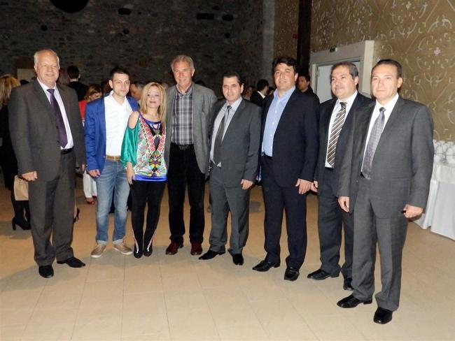 Παρουσιάστηκαν οι υποψήφιοι περιφερειακοί σύμβουλοι Ημαθίας με τον Α. Τζιτζικώστα