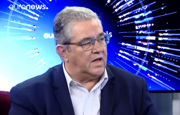 Ο Δ. ΚΟΥΤΣΟΥΜΠΑΣ ΣΤΟ «EURONEWS»: Καμία υποχώρηση σε κυριαρχικά δικαιώματα, να αποδεσμευτούμε από ΗΠΑ και ΝΑΤΟ