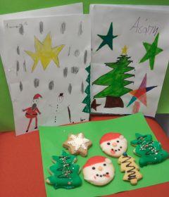 Τα Χριστούγεννα στη Δημόσια Βιβλιοθήκη της Βέροιας!
