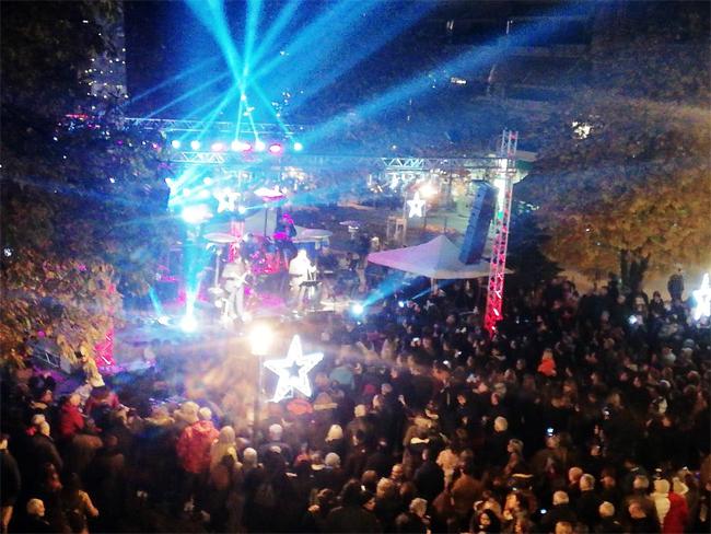 Ένα όμορφο μουσικό «ταξίδι» χάρισαν στο κοινό της Νάουσας ο Κωνσταντίνος και Ματθαίος Τσαχουρίδης