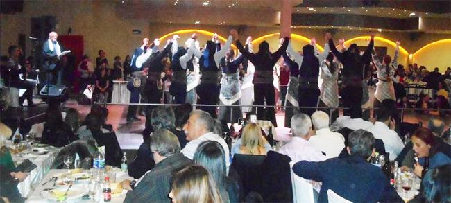 23ος Ετήσιος Χορός της Ευξείνου Λέσχης Επισκοπής