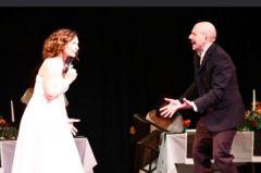Το «Ελεύθερο ζευγάρι» της Ερασιτεχνικής Σκηνής του ΔΗΠΕΘΕ Βέροιας κέρδισε τις εντυπώσεις